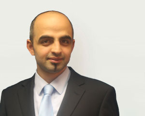 Omid Rezai - Savoy Stewart Commercial Estate Agents