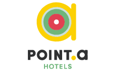 point a logo
