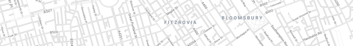 Fitzrovia Location