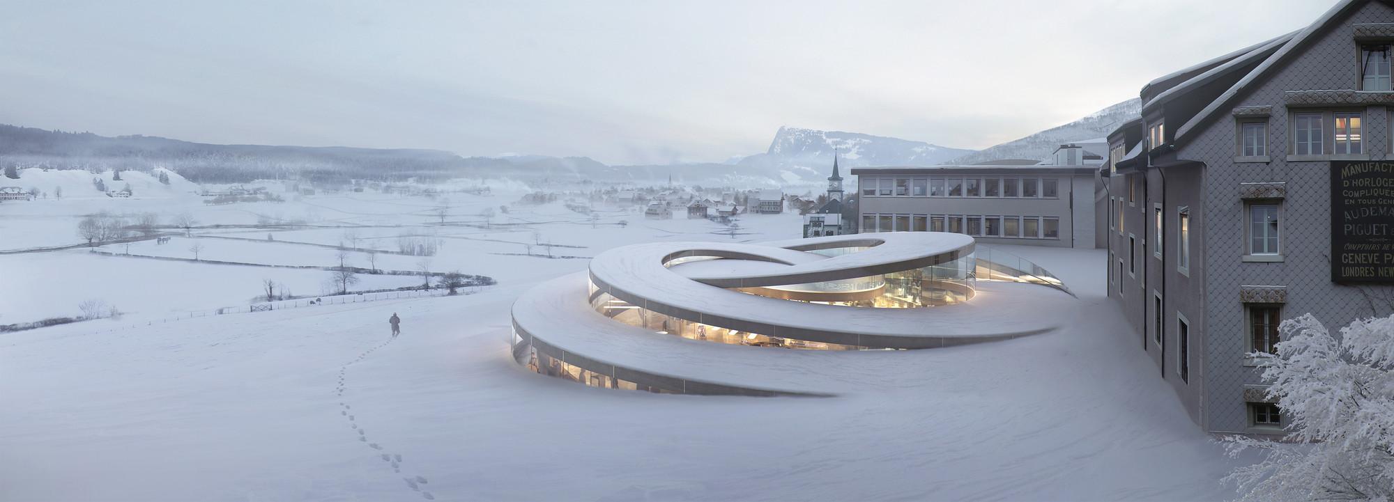 Creative Office Designs - Audemars Piguet