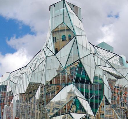 Creative-Office Designs - Bilbao Building