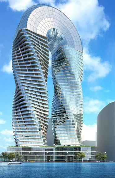 Creative-Office-Designs-DNA-Towers