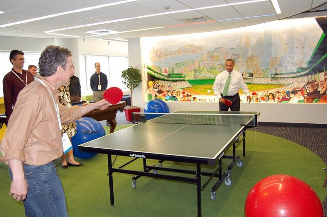 office-ping-pong